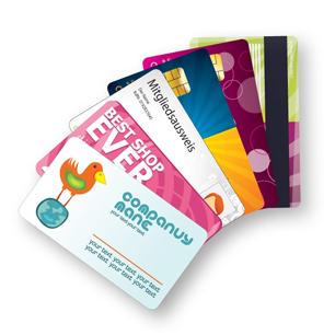 Plastikkarten Und Kundenkarten Herstellen Und Bedrucken In